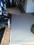 Hunden som inte gick på golv - första mötet.