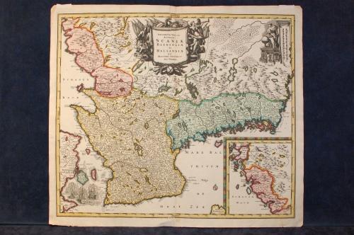 karta syd