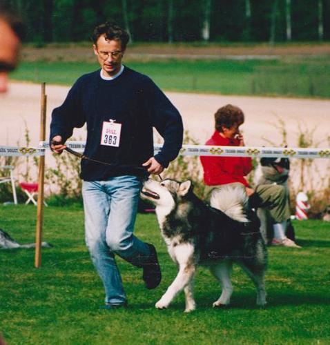 Seth har tävlat i lydnad och ställt ut sina hundar, då han hade egen uppfödning. Priser och Hedersutmärkelser nedan.