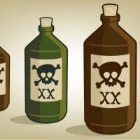 Nytt förgiftningsfall - med ättika