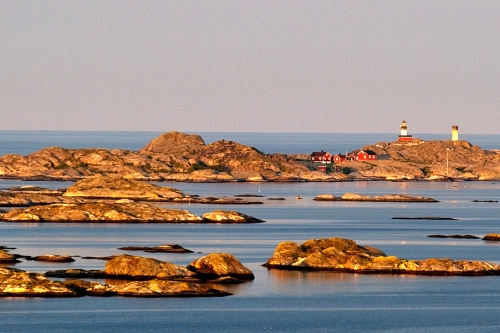 Kosterhavet är det senaste tillskottet i vår flora av nationalparker. Den är också Sveriges första marina nationalpark. Besök den eller någon av de övriga 28 parkerna. Foto: Kjell Holmnér / Light vision.