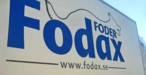 Fodax svenkst färskfryst hundfoder
