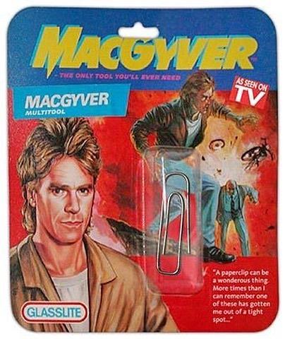 Ett MacGyver-gem!
