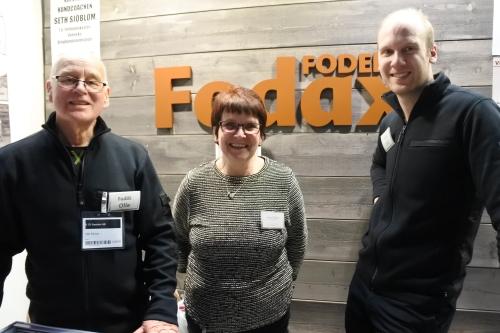 """Tack till trevliga """"familjen Fodax"""" - Ekmans!"""